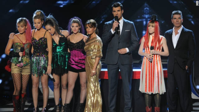 'X Factor' loses the two weakest links