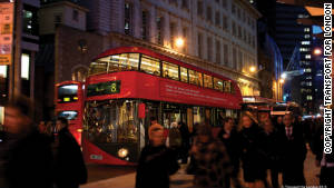 Return of the London Routemaster