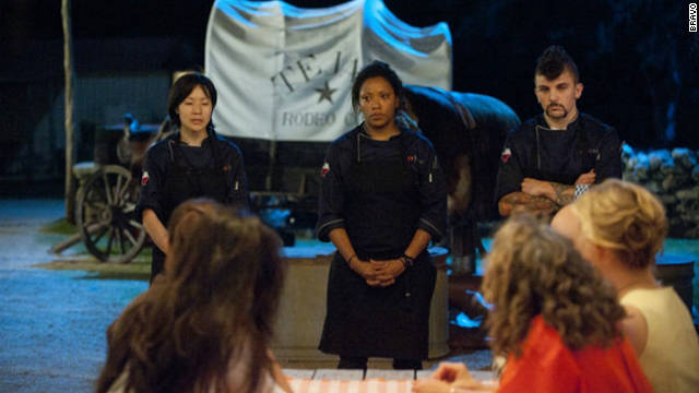 'Top Chef: Texas' turns up the heat