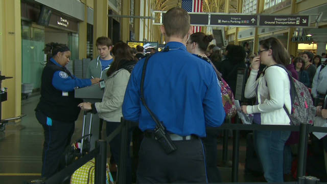 TSA investigating racial profiling allegations