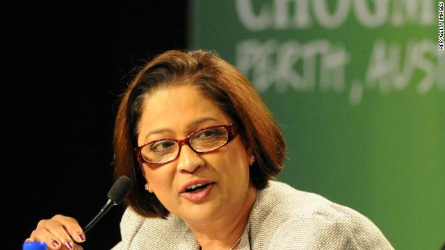 Trinidad y Tobago aumenta medidas de seguridad tras amenazas contra el gobierno