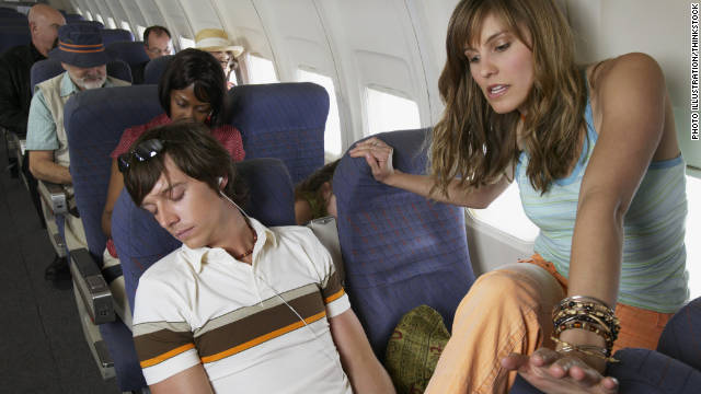 What the Yuck: I get gassy on planes