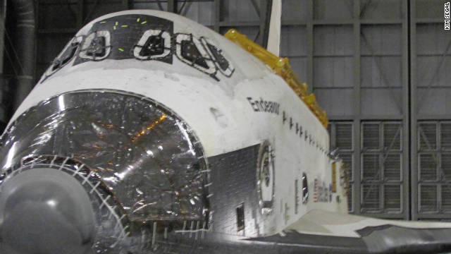 Endeavour to arrive in California on September 20