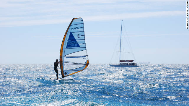 This year Perth will host the ISAF World Championships, the principle qualifier for the London 2012 Olympics.