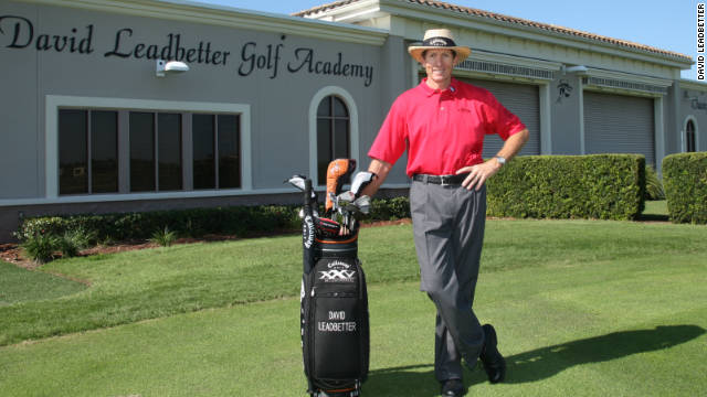 Leadbetter's golf empire has grown from his main academy in Florida to locations all around the world.
