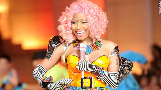 New Nicki Minaj album drops on Valentine's Day