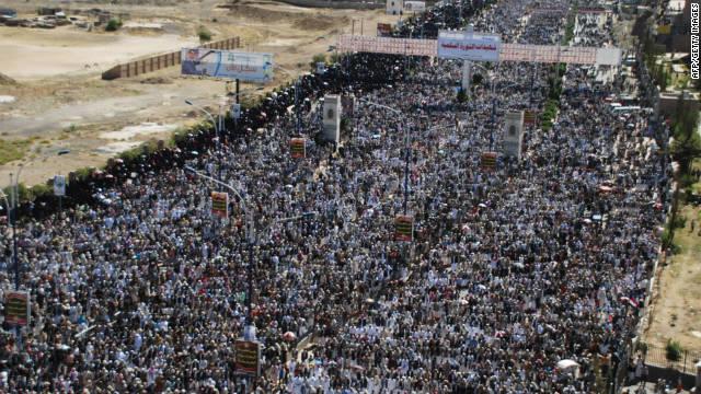 Los enfrentamientos resurgen en Yemen tras la renuncia del presidente