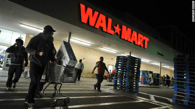 Wal-Mart to attend gun control meeting at White House
