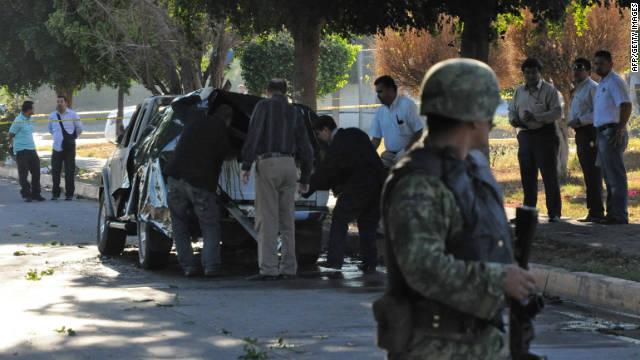 Autoridades mexicanas identifican 13 cuerpos calcinados en Culiacán