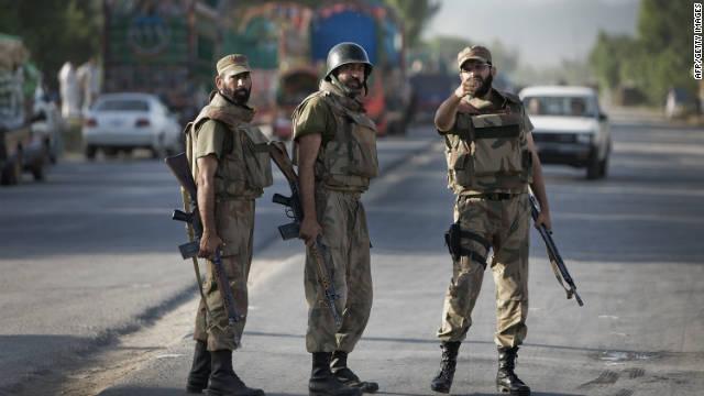 Ataque de la Otan mata a 24 soldados paquistaníes