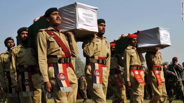 Ataque de la Otan afecta las tensas relaciones de Pakistán con Estados Unidos