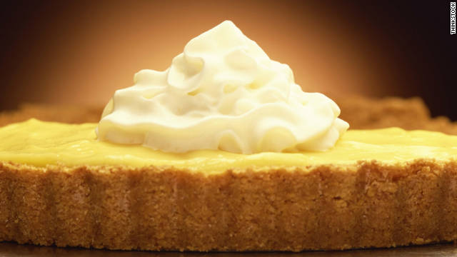 Breakfast buffet: National lemon cream pie day