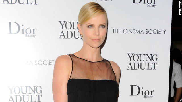 Charlize Theron: Ditch the Hello Kitty, ladies