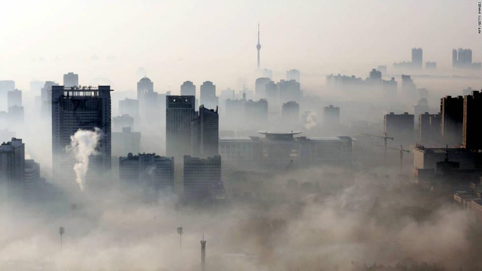 El cambio climático es real y es culpa del hombre con una certeza del 95%