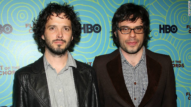 Bret McKenzie wants a 'Flight of the Conchords' movie