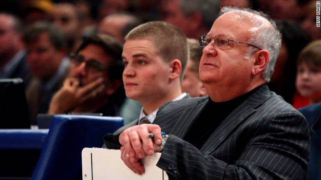 Syracuse basketball coach fired amid sex abuse investigation