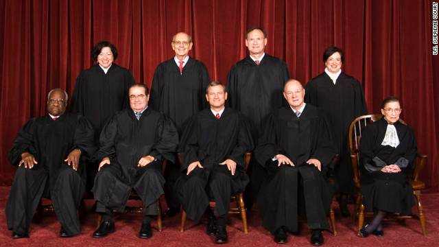 The Supreme Court, which on Thursday upheld the Affordable Care Act
