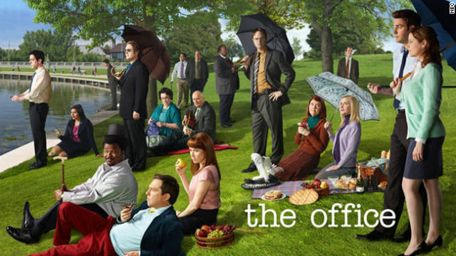 Now available: 'The Office' copy paper