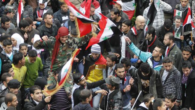 """La ONU denuncia """"grandes violaciones a los derechos humanos"""" en Siria"""