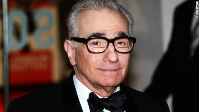 Martin Scorsese attends a Royal film performance of