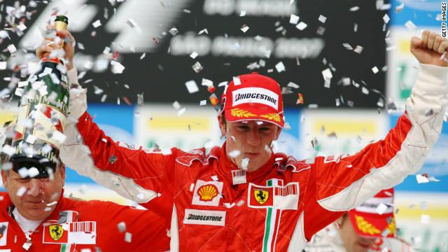 Raikkonen emocionado por regresar a la Fórmula Uno