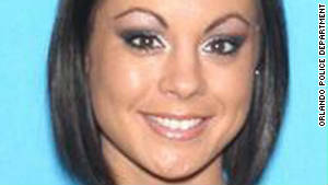 Michelle Parker was last seen driving near Orlando, Florida, on November 17.