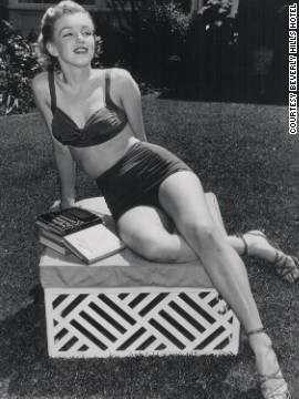"Marilyn Monroe was a frequent guest and spent the most time in Bungalow One, but Bungalow Seven was her favorite and is known as the ""Norma Jean."""