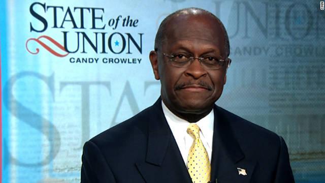 Cain revalúa su candidatura presidencial tras escándalos sexuales