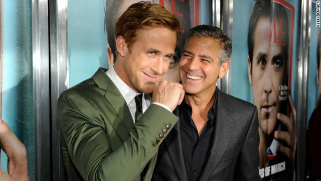 Gosling, Clooney go head-to-head in Spirit Award noms