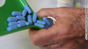 Antiretroviral drugs like Truvada have helped control the AIDS epidemic.