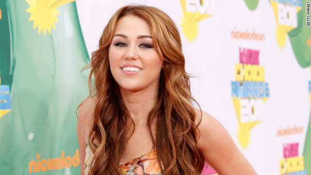 Miley Cyrus posts OWS tribute video