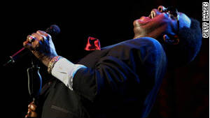 Soul singer Al Green flourished in an era of classic R&B love songs, but love songs are fading from black radio.