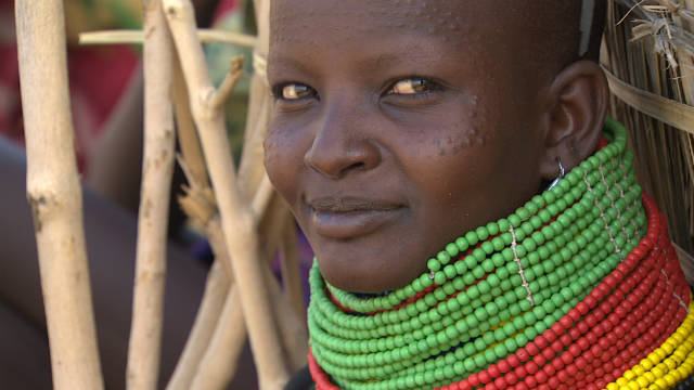 The Turkana's tradition pastoral life is under threat by climate change.