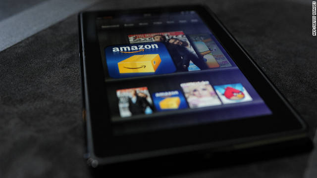 La tableta Kindle Fire de Amazon está agotada