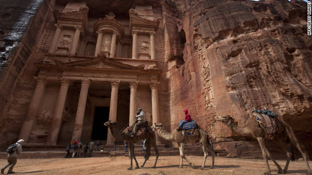 This month IME travels to Petra in Jordan to explore the unique rock formations and historical trading hub which in 2007 was chosen as one of the New Wonders of the World and attracts over a million tourists every year.