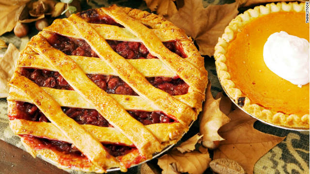 Breakfast buffet: National pie day
