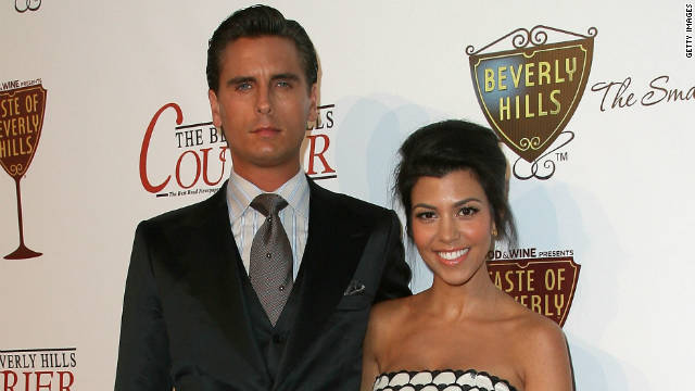 Kourtney Kardashian expecting second child