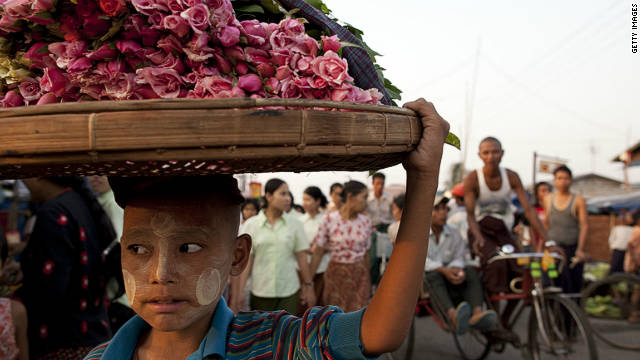 Critics say Myanmar's reforms have yet to feed through to the grass roots