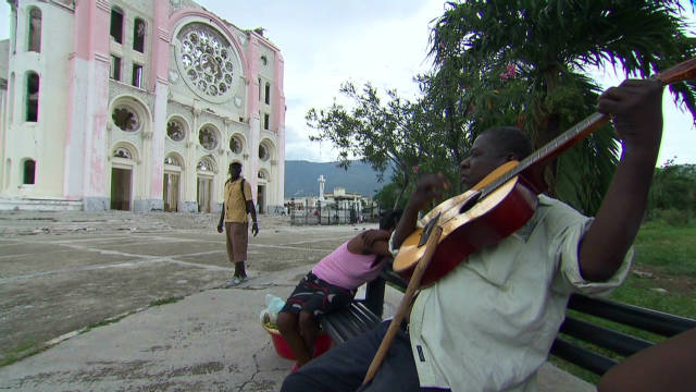 Haitian kids exploited by tradition