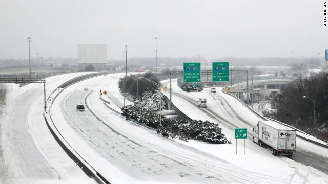 "A massive winter storm dubbed the ""Groundhog Day Blizzard"" struck several states across the southeast, central and northeast United States, paralyzing travelers, knocking out electricity and killing 36 people. Total losses approached $2 billion."