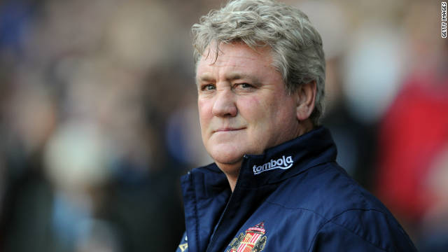 Steve Bruce has become the first Premier League manager to lose his job this season after Sunderland's poor recent form