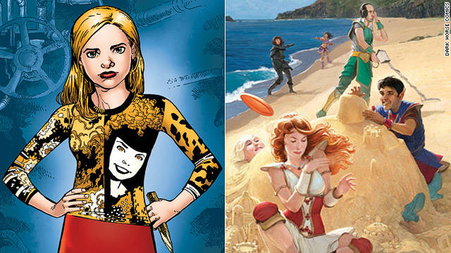 'Buffy' meets 'The Guild,' 'Star Wars' meets 'Serenity' on FCBD