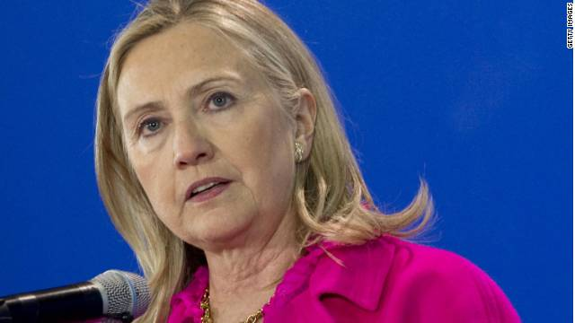 Hillary Clinton to speak next month in New York