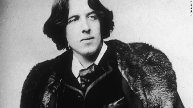 Irish-born author Oscar Wilde was buried in a pauper's grave when he died, bankrupt, in Paris in 1900. His body was later moved to Pere Lachaise, and his tomb marked with a memorial by sculptor Jacob Epstein.