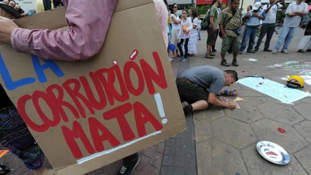 Venezuela es el país más corrupto de América Latina, según Transparencia Internacional