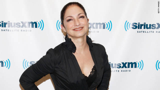 Gloria Estefan might play Santana's mother, who Santana claimed was supportive of her daughter's coming out.