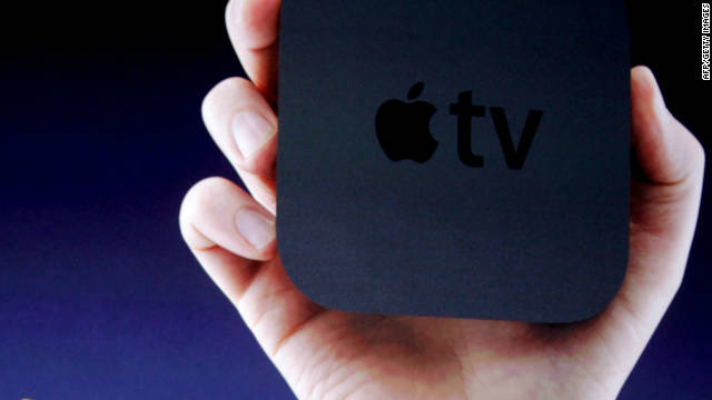 The Apple TV system's sales so far have been disappointing, but a fully developed Apple television may be in the works.