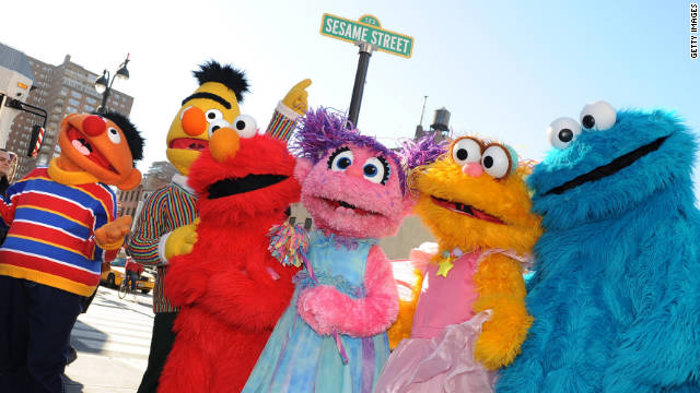 'Sesame Street' to debut in Afghanistan