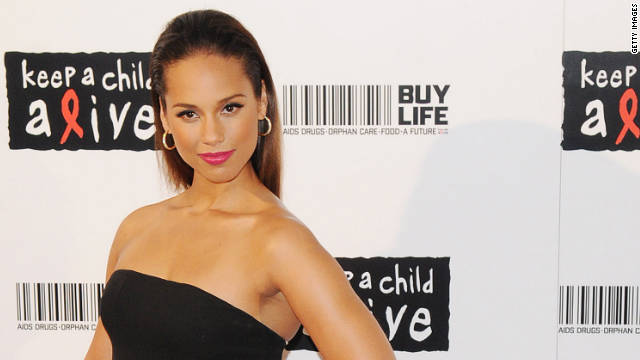 Alicia Keys' 'Keep a Child Alive' to air on World AIDS Day