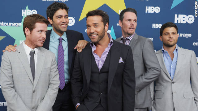 'Entourage' movie is happening, officially